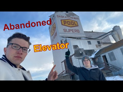 "A ""superb"" Adventure: Abandoned Grain Elevator Exploration - Superb, Saskatchewan"