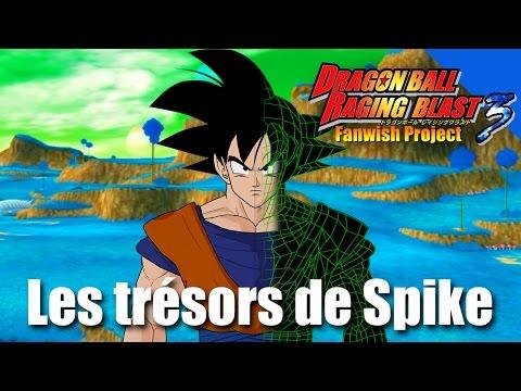 DBRB3 - Ep15: Les trésors de Spike