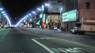 Hollywood Blvd  1967 part 1 - VINTAGE LOS ANGELES