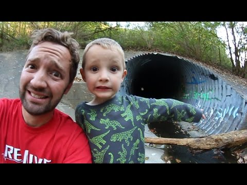 FATHER SON ADVENTURE TIME!
