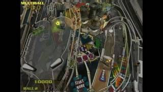 Dream Pinball 3D PC Games Gameplay - Amber Moon