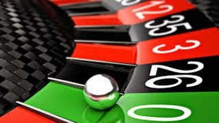 £2,900 vs Roulette!!!! When ZERO is due.....its DUE??!!!!!