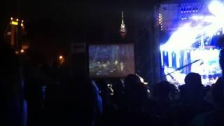 (Snippet) Rojavai Thalatum Thendral : SPB, Chitra Live in Malaysia