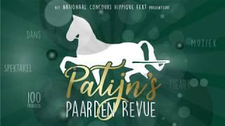 Patijn's paarden revue - 5 juni 2019 20:30 uur - Eext