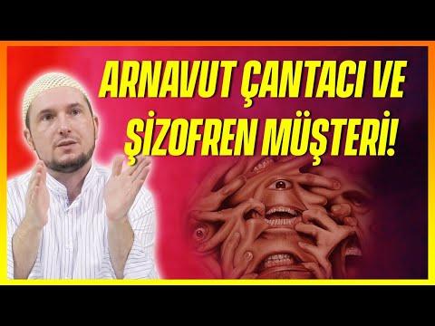 Arnavut çantacı Ve şizofren Müşteri! / Kerem Önder