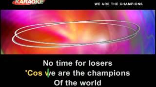 Best Karaoke Queen - We are the champions