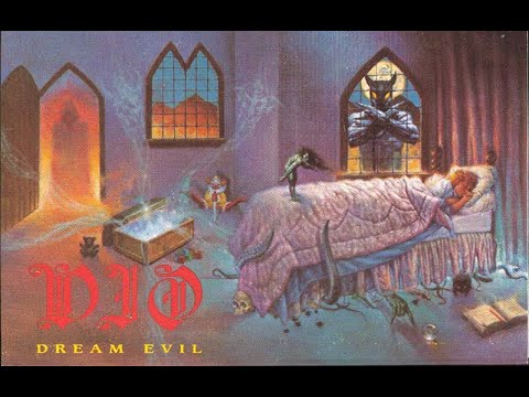 Di̲o̲ - D̲ream Evi̲l̲ (Full Album) 1987