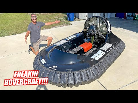 we-bought-a-running-and-flying-hovercraft!!!!-(it's-a-ripper)