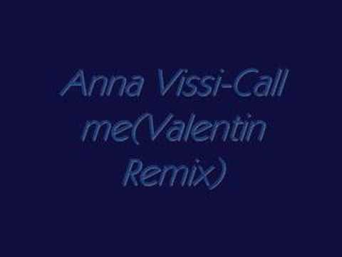 Anna Vissi LYRICS - Call Me Lyrics