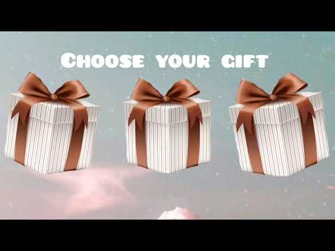 Choose your gift  🎁