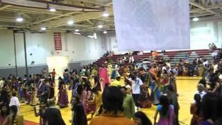 prakash parmar with prapti mehta navaratri 2012 pensilvania usa