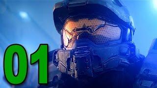 Halo 5: Guardians - Mission 1 - Osiris (Let