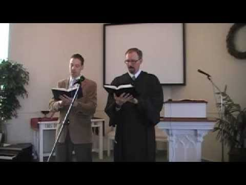 "Hymn: ""O Jesus, I Have Promised,"" Waggoner & MacLaren, First Presbyterian Church Perkasie PA"