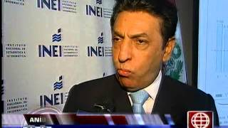América Noticias - 151013 - INEI informó sobre crecimiento del empleo en Lima