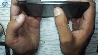 QMobile Black Two | China Mobile Touch Repair Without Mobile Open
