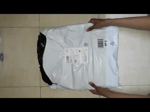 UNBOXING OF US Polo Men's Sweatshirt (USSS0585_Navy_S FS) BY Amazon