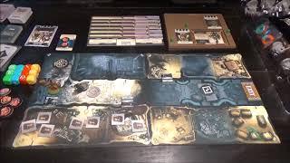 Lair of OmnusI Massive Darkness Solo Play #1