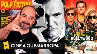 Érase una vez... Quentin Tarantino | CINE A QUEMARROPA