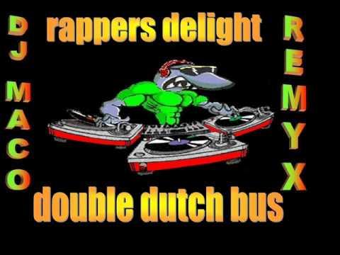 rappers delight vs double dutch bus