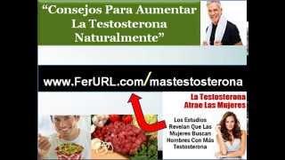 como aumentar la testosterona de manera natural - Alimentos para aumentar la testosterona