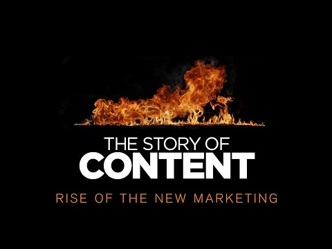 Documentary- The Story of Content: Rise of the New Marketing