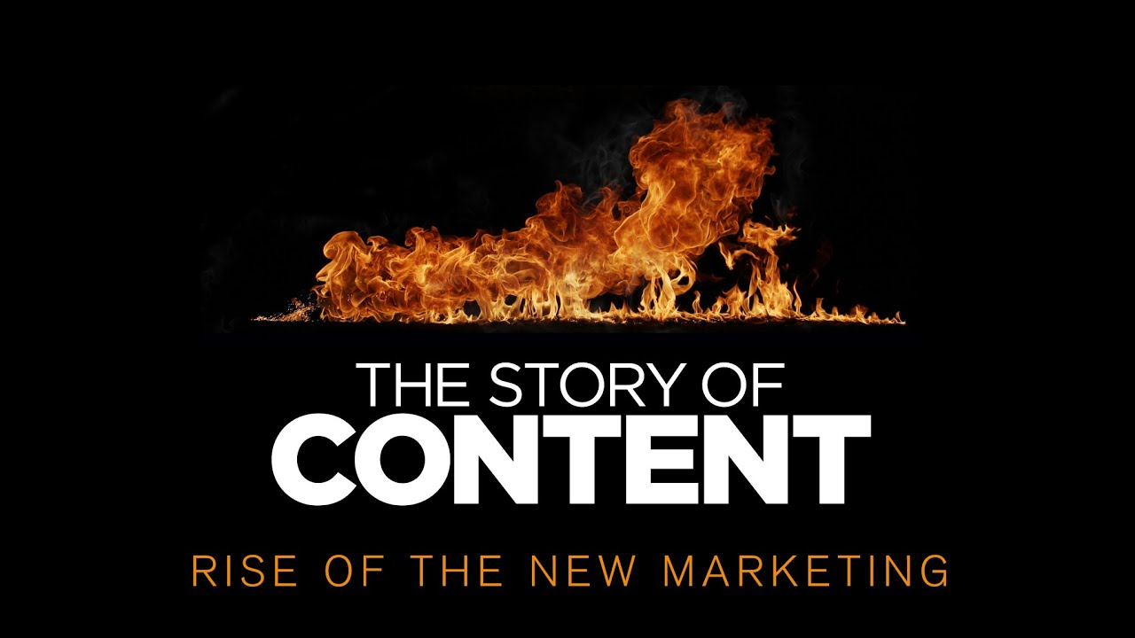 documentary the story of content rise of the new marketing youtube