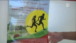 Une course solidaire contre la leucémie myéloïde chronique