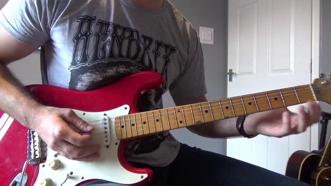 jimi hendrix machine gun intro guitar lesson youtube. Black Bedroom Furniture Sets. Home Design Ideas