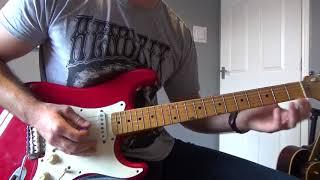 Jimi Hendrix Machine Gun Intro Guitar Lesson