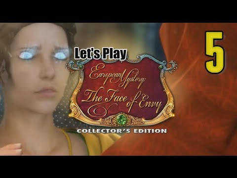 European Mystery 2: The Face of Envy CE [05] w/YourGibs - LUCRETIA IN LOVE TRIANGLE