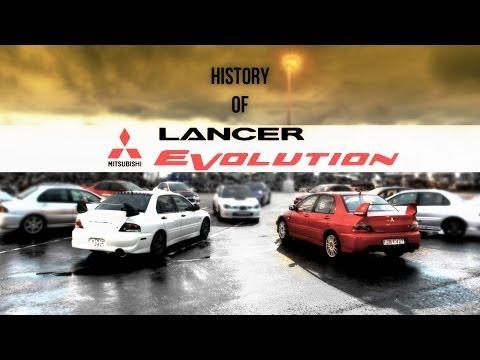 History of Mitsubishi Lancer Evolution ฉบับภาษาไทยโดย - Boxzaracing.com