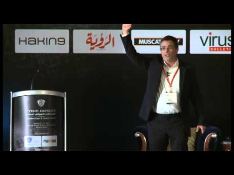 Cyber Defence Summit - Middle East & North Africa | Opening Keynote by Kevin Cardwell