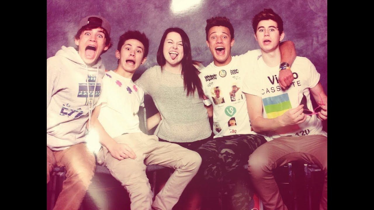Meeting cam nash hayes and carter comic con youtube kristyandbryce Images