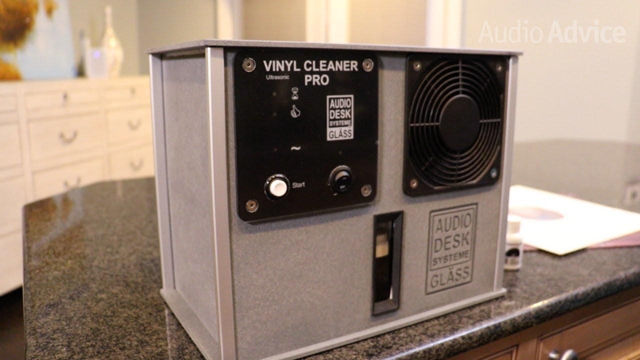Audio Desk Systeme Vinyl Cleaner Pro Review