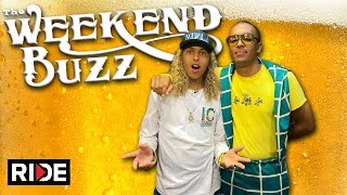 Mikey Alfred & Olan Prenatt: Illegal Civilization & Modeling! Weekend Buzz Season 3, ep. 114 pt. 1