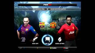 pes2012 demo - addon unlock team patch preview