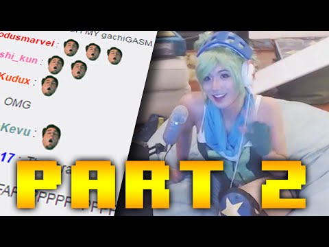 THE SEXIEST COSPLAYER ON TWITCH? (Arcade Riven Cosplay Part 2) - Boxbox