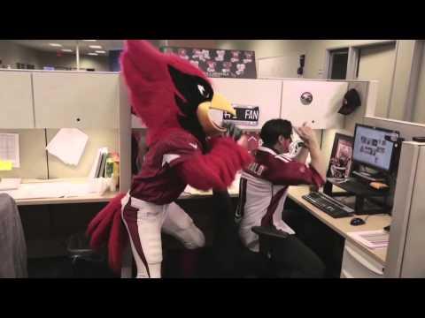 FOX Sports Arizona Super Fan - Big Red