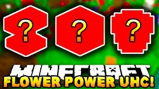 """Minecraft FLOWER POWER UHC! """"LUCKY BLOCKS?!"""" #1 - w/ PrestonPlayz & Kenny"""