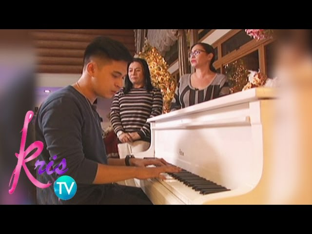 Kris TV: Marlo's piano skills