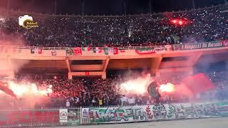 Pyro show virage sud Mouloudia vs MFM FC