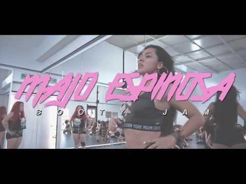 Wisin & Yandel - COMO ANTES / COREOGRAFÍA - Majo Espinosa - #Bootyjam