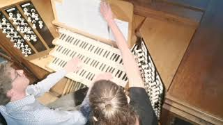 Percy Whitlock - Scherzetto (from Sonata in C minor)