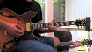 Hermitage - Pat Metheny (2 Guitars) Cover