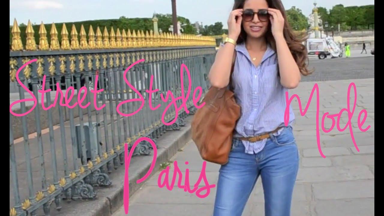 MODE / STREET STYLE PARIS #ootd NEDJMAONLINE LOOK ...