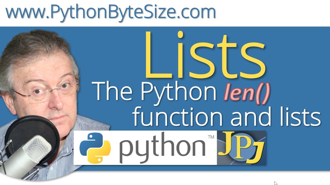 Len python