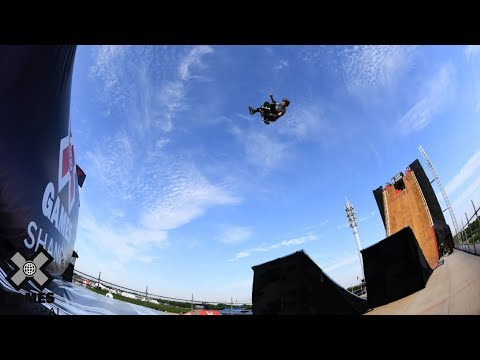 FULL BROADCAST: Skateboard Big Air Final | X Games Shanghai 2019