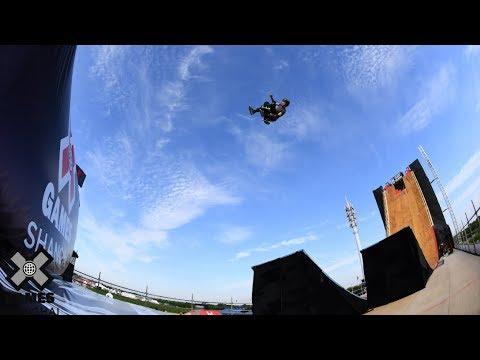 FULL BROADCAST: Skateboard Big Air Final   X Games Shanghai 2019