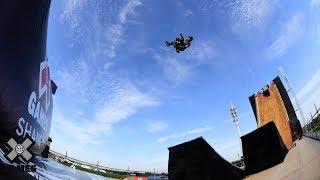 FULL BROADCAST Skateboard Big Air Final X Games Shanghai 2019