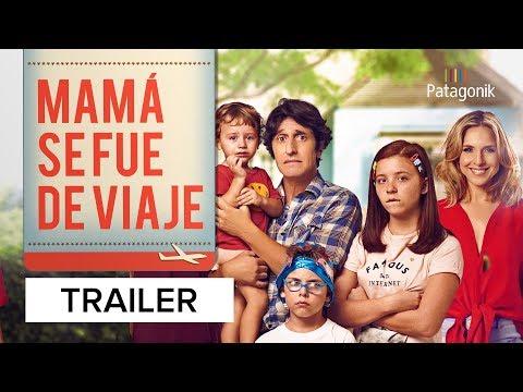 Mamá Se Fue De Viaje | Trailer Oficial | Patagonik